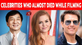 5 Celebrities Who Almost Died While Filming