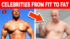 Celebrities From Fit To Fat