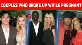 Couples Who Broke Up While Pregnant