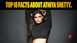 Top 10 Astonishing Facts About Athiya Shetty.