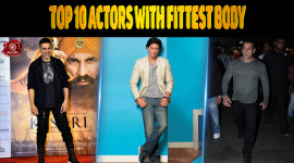 Top 10 Bollywood Actors With Fittest Body In 2016