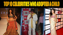 Top 10 Bollywood Celebrities Who Adopted A Child