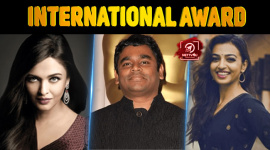 Top 10 Celebs Who Have Won An International Award
