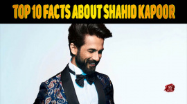 Top 10 Facts About Shahid Kapoor