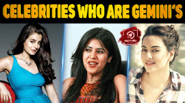 Top Ten Bollywood Celebrities Who Are Gemini's