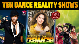 Top Ten Dance Reality Shows