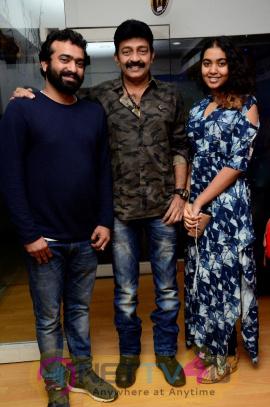 PSV Garuda Vega Premale Song Launch At Radio City Images Telugu Gallery