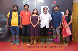Maggy Movie Press Meet Stiills Tamil Gallery