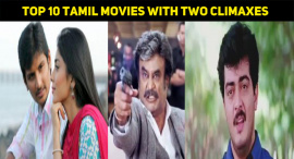 Top 10 Tamil Movies With Two Climaxes