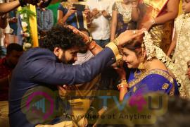 Actress Namitha Wedding Celebrations Photos Tamil Gallery