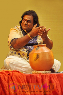 Ghatam Karthick 30 Years Of Musical Journey & Launch Of 3 CDs Pics Tamil Gallery