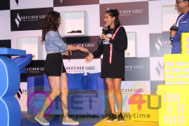 Launch Of Skechers Street Party With Shraddha Kapoor Images Hindi Gallery