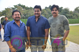 Power Star Pawan Kalyan Launched The Teaser Of 2 Countries Pics Telugu Gallery