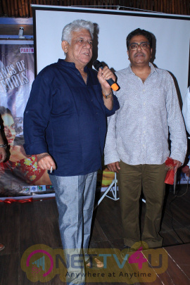 Actor Om Puri At Trailer Launch Of Rambhajan Zindabad Photos