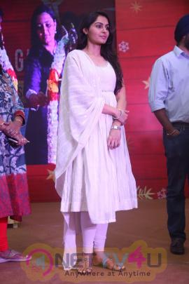 Actress  Andrea Inaugurates The Great Carnival Of Narayana Group Of Schools Photos Tamil Gallery
