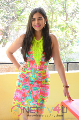 Actress Prasanna Attractive Pics At Inkenti Nuvve Cheppu Press Meet