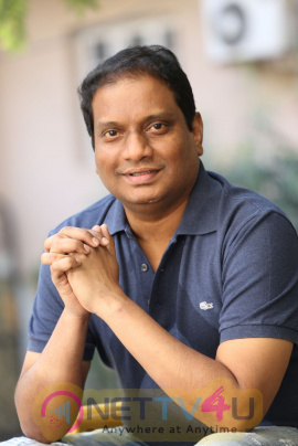 Pittagoda Movie Music Director Interview Images Hindi Gallery