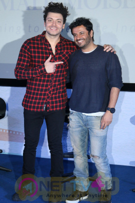 Special Evening With Kev Adams, Madhu Mantena & Vikas Bahl Stills Hindi Gallery