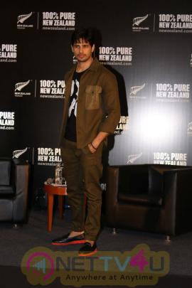 Siddharth Malhotra, Brand Ambassador For Tourism New Zealand  Pics Hindi Gallery