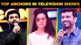 Top 10 Anchors In Malayalam Television Shows