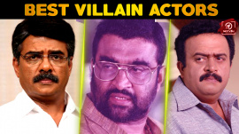 Top 10 Villain Actors In Malayalam Films