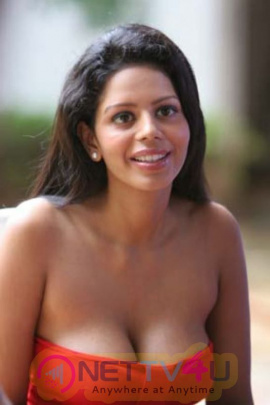 Actress Hot Spicy Cleavage Show Pics Telugu Gallery