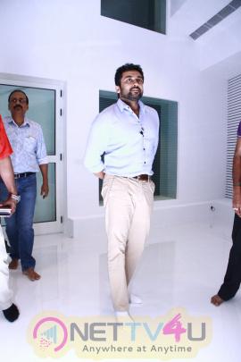 Harris Jayaraj Studio H Behind Recording Studio Launch Excellent Stills Tamil Gallery