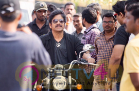 New Movie Raju Gari Gadhi 2 Making Grand Stills