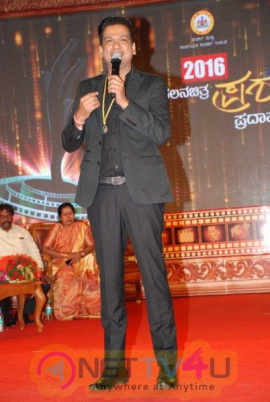 2016 State Filmfare Awards Pictures Kannada Gallery