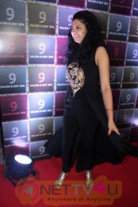 9 Salon & Day Spa Inaugurated By Tv Actress Kavita Kaushik & Music Director Lalit Pandit
