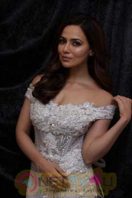 Dimple & Amrin Showcase Spring Summer Collection With Sana Khan Hindi Gallery