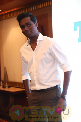 Director Atlee Launches Production Company Press Meet