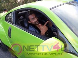 JK 's New Movie Nagendra Urs  Grand Pics Kannada Gallery