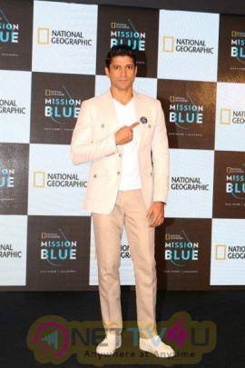 Launch National Geographic New Initiative With Farhan Akhtar