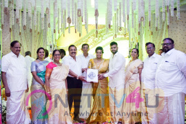 Le Royal Meridien Hotel Chairman Dr.Palani G.Periasamy Daughter Ananthi Vinoth Wedding Reception Photos  Tamil Gallery