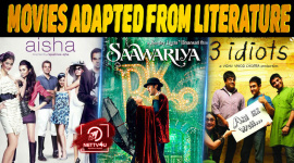 10 Bollywood Movies Adapted From Literature Text