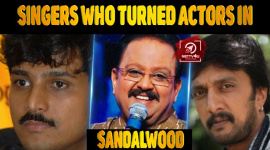 Singers Who Turned Actors In Sandalwood