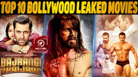 Top 10 Bollywood Leaked Movies