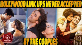Top 10 Bollywood Link Ups Never Accepted By The Couples