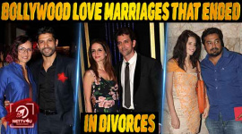 Top 10 Bollywood Love Marriages That Ended In Divorces