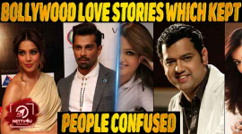 Top 10 Bollywood Love Stories Which Kept People Confused!!