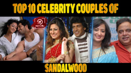 Top 10 Celebrity Couples Of Sandalwood