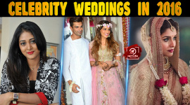 Wedding Bells: Celebrity Weddings In 2016