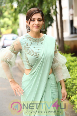 Actress Mehrene Kaur Pirzada Gorgeous Stills