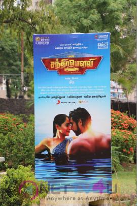 Mr. Chandramouli Tamil Movie Press Meet Photos