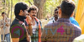 Shambho Shankara Telugu Movie Working Stills Telugu Gallery