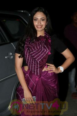 Vijetha Telugu Movie Actress Malavika Nair Pretty Images