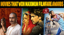 Movies That Have Won Maximum FilmFare Awards