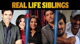 Real Life Siblings Who Didn't Let Fame Affect Their Relations!