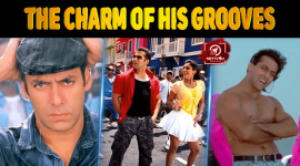 Salman Khan - The Charm Of His Grooves